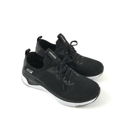Skechers W Solar Fuse Black White